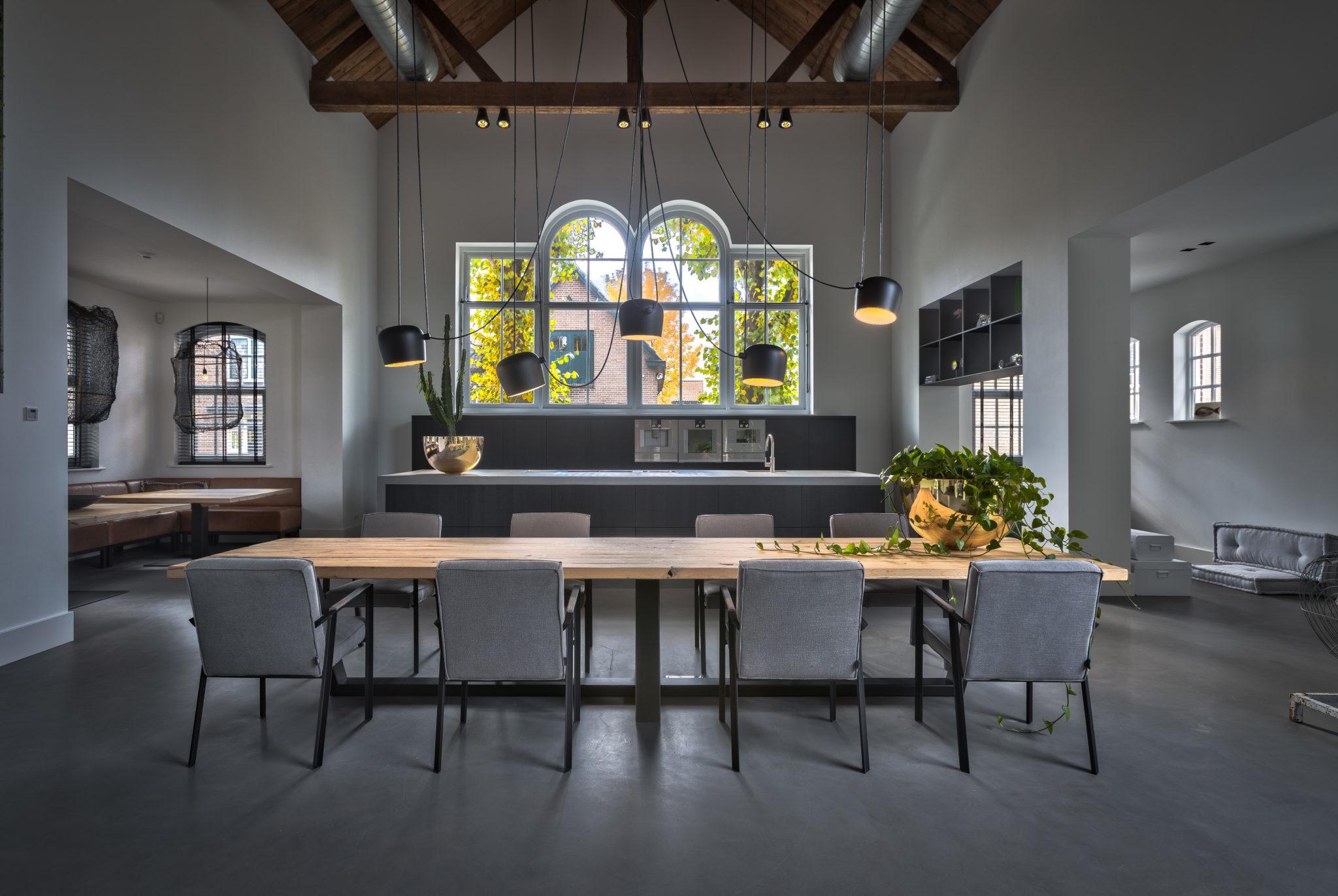 Beste Stoere tafels en meubels op maat - Zwaartafelen OA-84