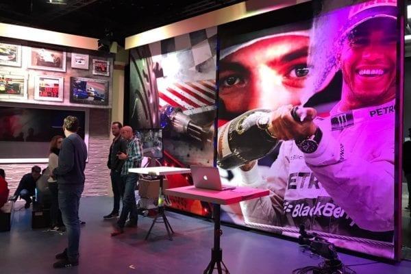 Formule 1 Cafe