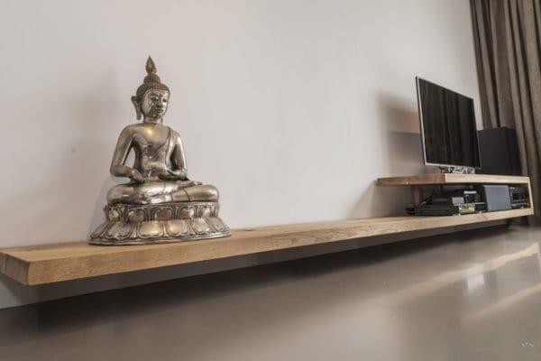 Massief eiken TV meubel PAT