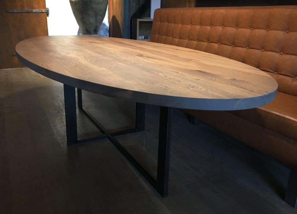 Ovale tafels - Zwaartafelen - Made in Holland - Robuuste ...