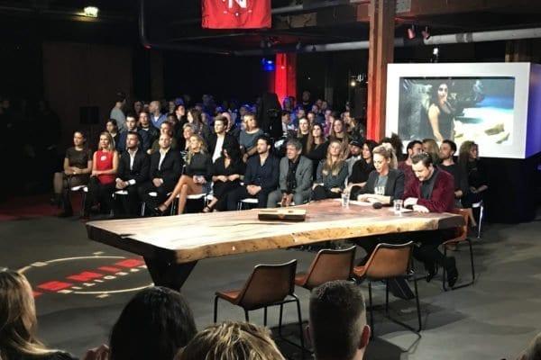 Suarhouten unieke tafel