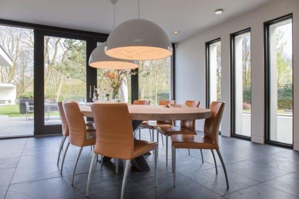 Ovale tafels op maat