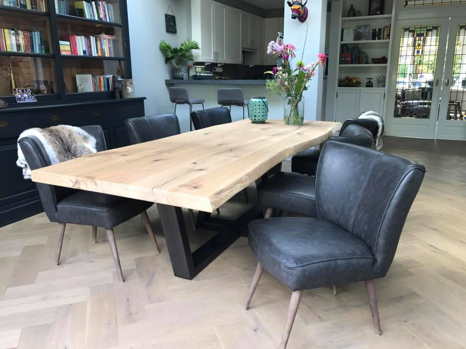 Eettafel 3 Meter.Eettafel 3 Meter Zwaartafelen Made In Holland
