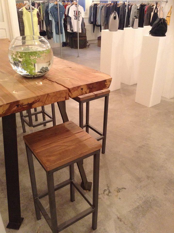 hoge tafel op maat - zwaartafelen | made in holland