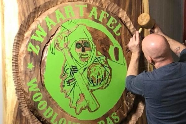 Logo Woodlovin Bastards