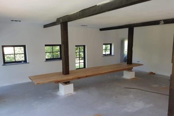 Boomstamtafel omgebouwd