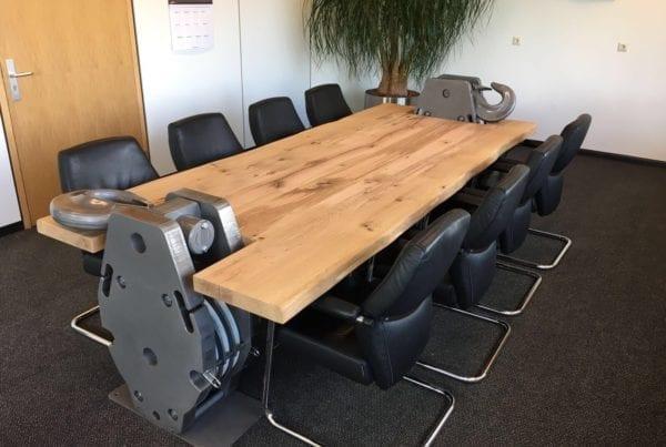 Unieke kantoortafel