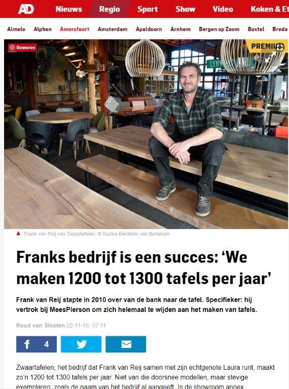 Frank Zwaartafelen